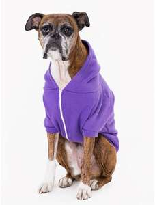 Up to 70% off dog hoodies @ American Apparel  + Another 50% off with code
