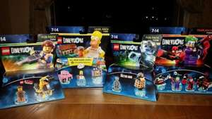 Lego Dimensions - Various Clearance - Tesco (Derry Waterside)
