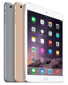 [Refurb, Includes 1 Year Warranty] Apple iPad Mini 3 16GB 7.9'' Space Grey / Gold / Silver + Free USB Cable £164.99 @ newandusedlaptops4u via eBay