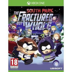 South Park - the-fractured-but-whole preorder PS4 & Xbox one £35.38 thegamecollection