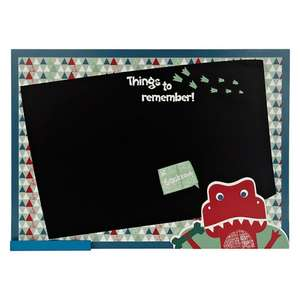 little home at John Lewis Dino Was Here Chalkboard was £17 now £5.75 C+C
