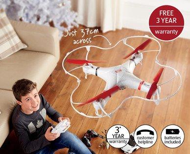 Camera Drone at Aldi now £29.99 (Leamington Spa)