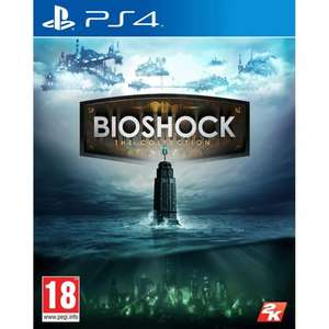 PS4 Bioshock Collection pre-order TESCO DIRECT (£32.00) free delivery