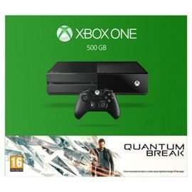 Xbox One 500GB Console, Quantum Break Bundle £179 using code / The Division, Xbox One 1TB Console Bundle £219 with code @ Tesco Direct (also add Minecraft story mode for £10)