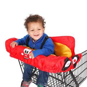 Little Tikes Cozy Coupe Shopping Cart Cover £4.99 - Home Bargains