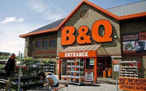 B & Q - Dover -  Macallister petrol brush cutter / Strimmer £48