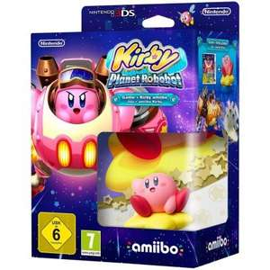 Kirby: Planet Robobot + Kirby amiibo (3DS) £30.21 @ The Game Collection