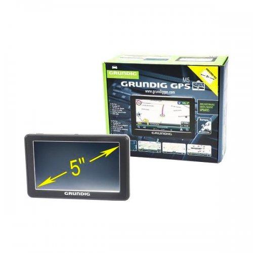 Grundig M5 5 Inch Sat Nav £49.99  - Eurocarparts
