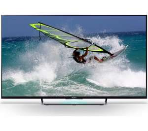 "SONY BRAVIA 55W809CBU Smart 3D 55"" LED TV - £599 delivered @ Currys"