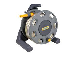 Hozelock Compact Reel with 25m Hose Reduced £22.99 @ Wickes