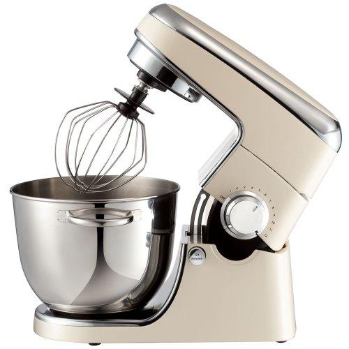 Freestanding Food Mixer Set Cream 1000W £75 @ Wilko