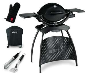 Weber Q1200 Bundle @ BBQWorld - £217.99