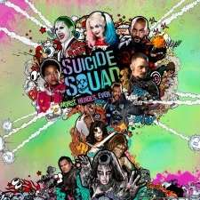 Suicide Squad dynamic theme (PS3/PS4) free on PSN store