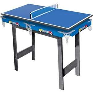 Chad Valley 4ft Folding Table Tennis Game Top was £24.99 now £7.99 @ Argos