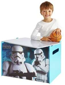 Star Wars Toy Box for £12.99 at Argos (Free R+C)