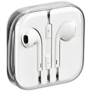 Genuine Apple iPhone EarPods With Handsfree Mic - £7.99 @ 7dayshop.com Delivered