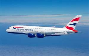 London City Airport to Madrid for £72.25 return (hand baggage fare) @ British Airways