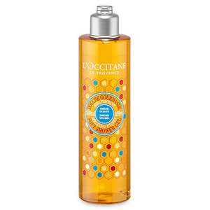 L'OCCITANE FLASH SALE FOR 24 HOURS- FREE SHOWER GEL WITH CODE ON £35+ SPEND