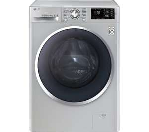 LG FH4U2VCN4 Washing Machine - Silver / Whiter £379 @ Currys