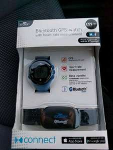 Crane GPS watch and HR monitor from Aldi instore for £24.99