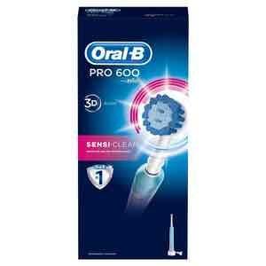 Oral B pro 600 Sensi clean electric toothbrush £20 @ superdrug