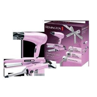 Remington Hair Care 3 Piece Gift Set £39.99 Argos