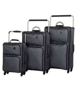 IT World's Lightest suitcases - 4 wheel medium £32.49 Argos