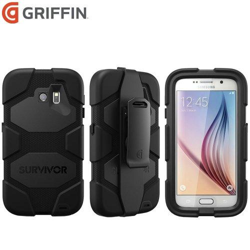 Griffin Survivor All Terrain Case for Samsung S6 - Amazon £12.99 prime £16.98 non prime delivered