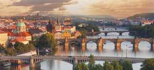 Long weekend in Prague, 3 nights for £83.78pp (total £167.56) including flights, 3* hotel and breakfast @ Amoma
