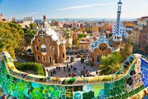 6 night trip to Barcelona and Ibiza for £164pp (total £328) including all flights and hotels @booking.com