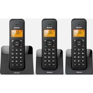 Triple handset Home Phones - Down to £21.99 from £39.99 - ARGOS