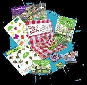 Have a Tree Party This Summer & Grab a Free special Goody Box full of fun and free activities from The Woodland Trust