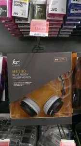 KitSound Metro Bluetooth On Ear Headphones @ Sainsburys online and instore