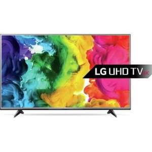 LG 55UH615V 55 Inch Ultra HD 4K Web OS Smart LED TV  2016 Model @ Argos Was £999.00 Now £749.00