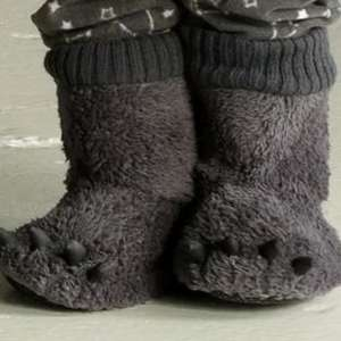 Cherokee Boys' Claw Foot Slippers £1.50 @ Argos