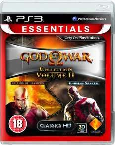 God of War Collection 2 (Essentials) PS3 @ GAME
