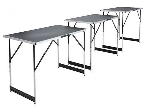 Three foldable tables £39.99 @ Lidl