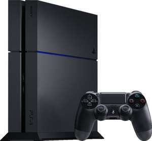 Sony PlayStation 4 Console, Black with Uncharted 4: A Thief's End & EXTRA PS4 DualShock 4 Controller £279.99 @ John Lewis
