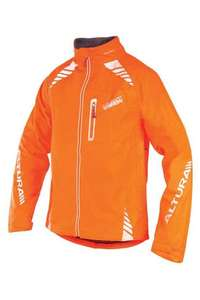 Altura Night Vision Windproof Jacket HiViz Cycling Jacket size M, XL, XXL only £35 @ cyclesurgery
