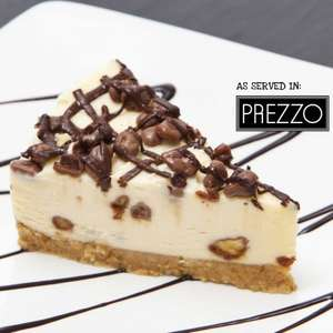 Free cheesecake with any order! @ English Cheesecake Company (starting from £20)