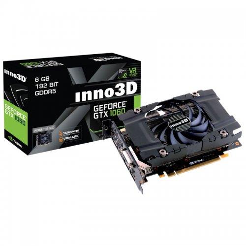 Inno3D Geforce 1060 Compact  - £229.99 @ OcUK