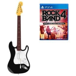 Rock Band 4 Guitar & Software Bundle PS4 & XB1 £39.99 @ Argos