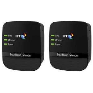BT 500 Broadband Extender Kit @ B&Q for £15 (usually £30)