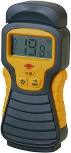 Got damp? Great damp meter only £14.72 (with Prime) £18.71 (non prime) Brennenstuhl 1298680 Moisture Detector MD