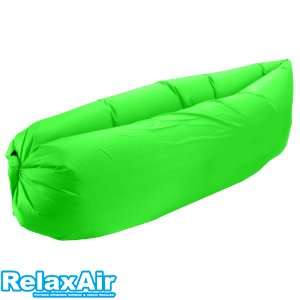 RelaxAir Inflatable Lounger (Black or Green) was £60 now £15.99 @ Homebargains free delivery