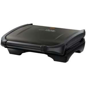 George Foreman 5 Portion Graphite Grill - ARGOS - £17.99 from £59.99