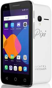 "Alcatel Pixi 3 (4.5"") Android 4.4 3G 5MP(Rear) VGA(Front) Basic Replacement Mobile £22 In store @ Asda Network Virgin 99p Unlock"