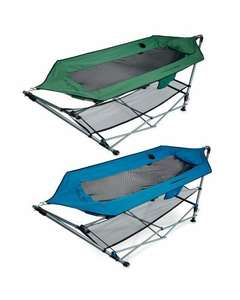 Portable hammock Aldi now £19.99 from £39.99 instore