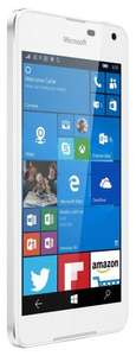Microsoft Lumia 650 UK SIM-Free Smartphone - White £105.39 @ Amazon