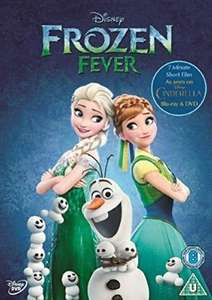 Frozen Fever dvd £1 tesco exclusive or FREE when purchased with Zootropolis dvd. in store only.